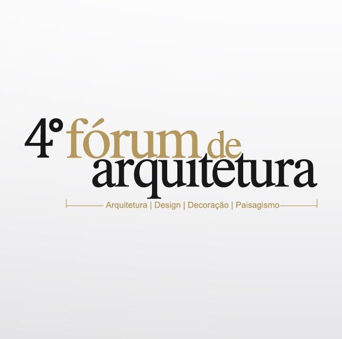 4º Forum de Arquitetura
