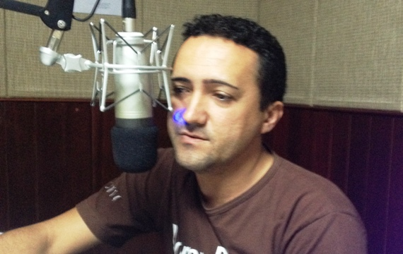Edivânio Santos – Técnico Cultural do Sesc Seridó