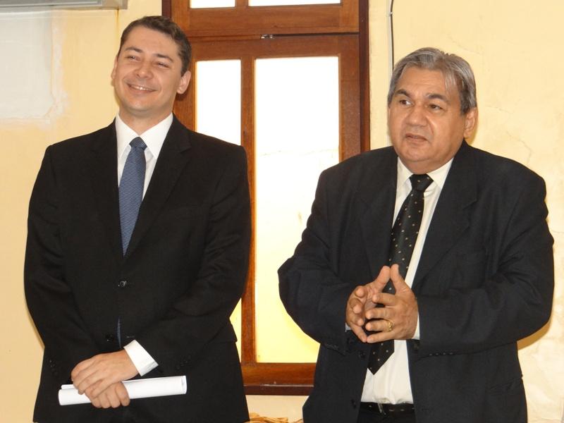 Roberto Diniz e Janduí Fernandes