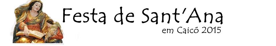 logoda festa de santana