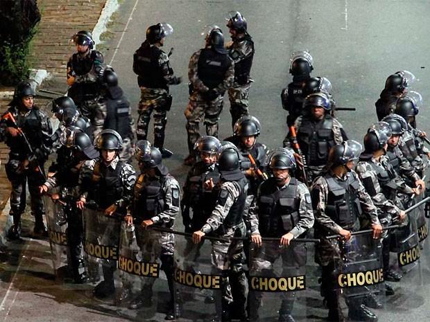 Polícia Militar do RN convocou aprovados em concurso público (Foto: Canindé Soares)