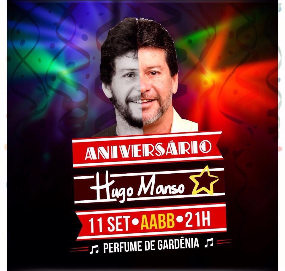Aniversario Hugo Manso