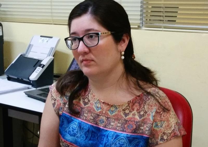 Cláudia Queiroz_defensora pública_Erick Dias_Ascom_DPE