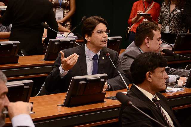 Felipe Maia- comissão