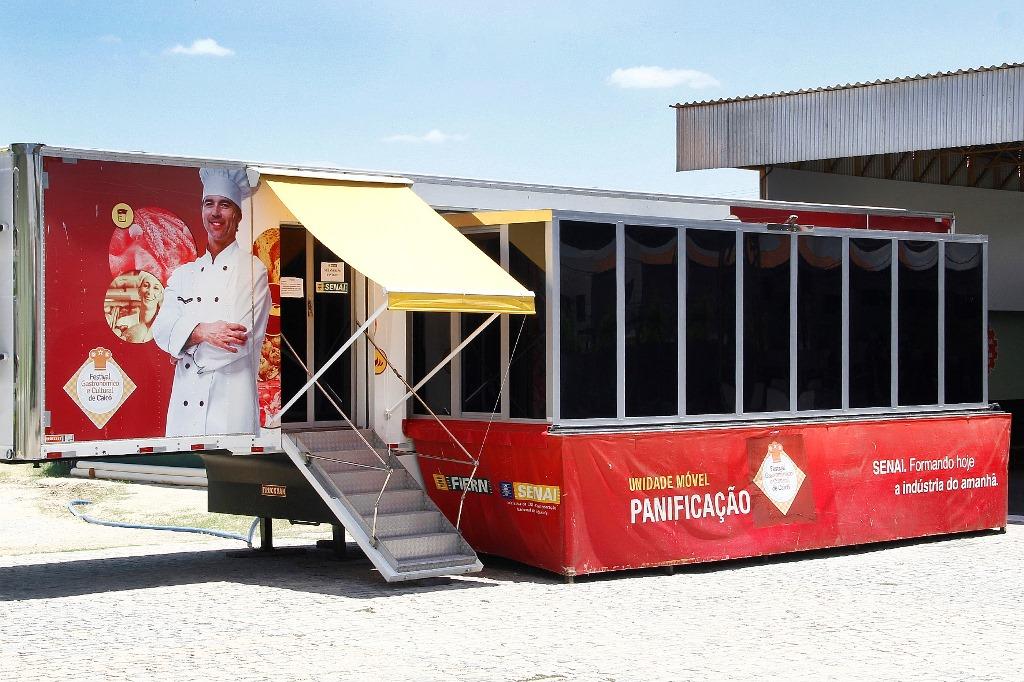 Unidade do SENAI sediará cozinha show do Festival Caicó