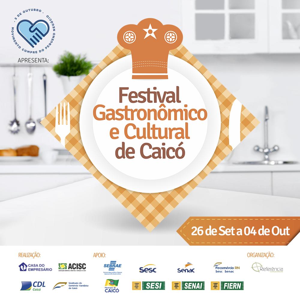 festival gastronômico e cultural