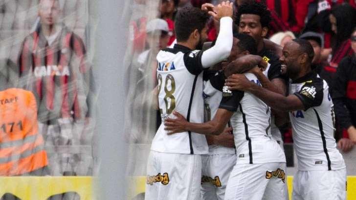 © Cleber Yamaguchi/Agência Eleven/Gazeta Corinthians é líder do Campeonato Brasileiro com 67 pontos