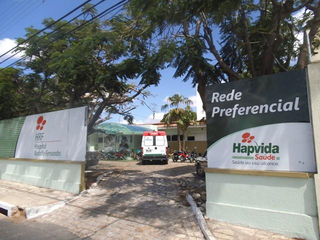 Hospital Rodolfo Fernandes