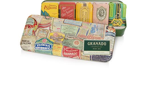Granado - lata vintage