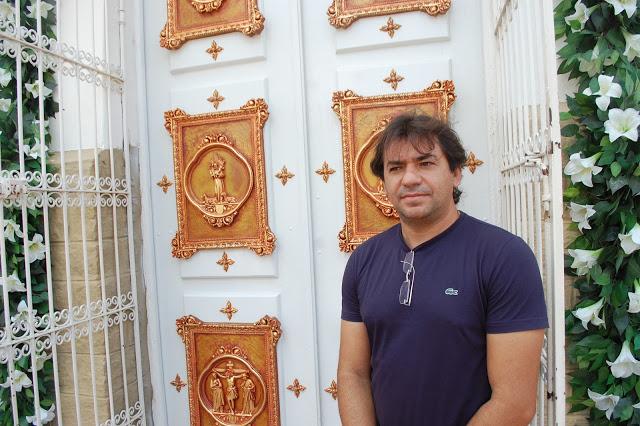 Deusdedit confirmou que alguns ícones foram escolhidos para o Ano da Misericórdia – Fotos: Paulo Júnior