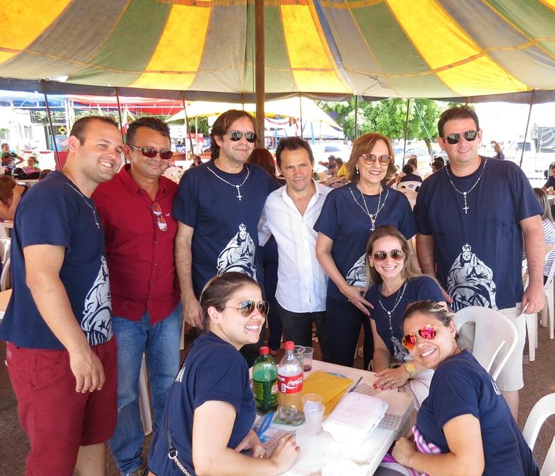 apodi_vereadores, prefeito e organizadores da festa