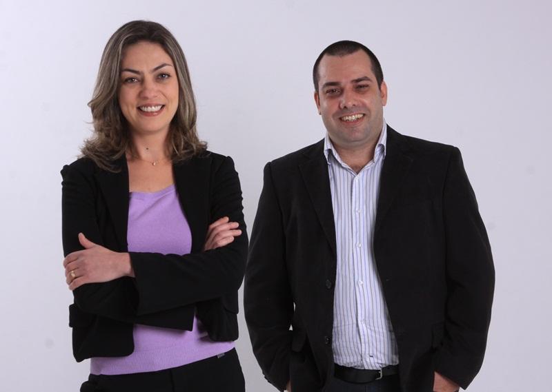 Allyne e Jorge - sócios PropagaTur