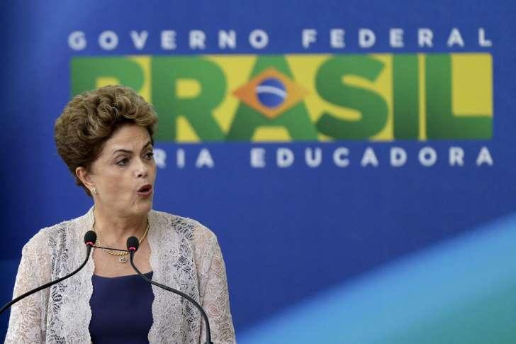 © Ueslei Marcelino / Reuters Dilma