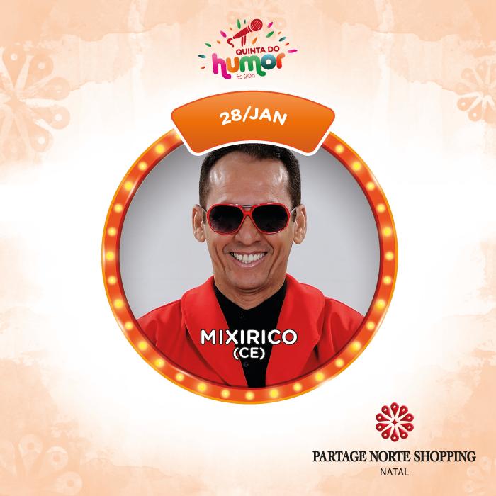 Quinta do Humor - Mixirico