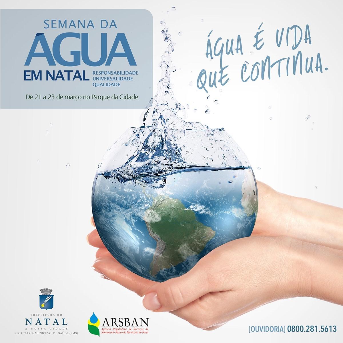 Semana da Água_ARSBAN