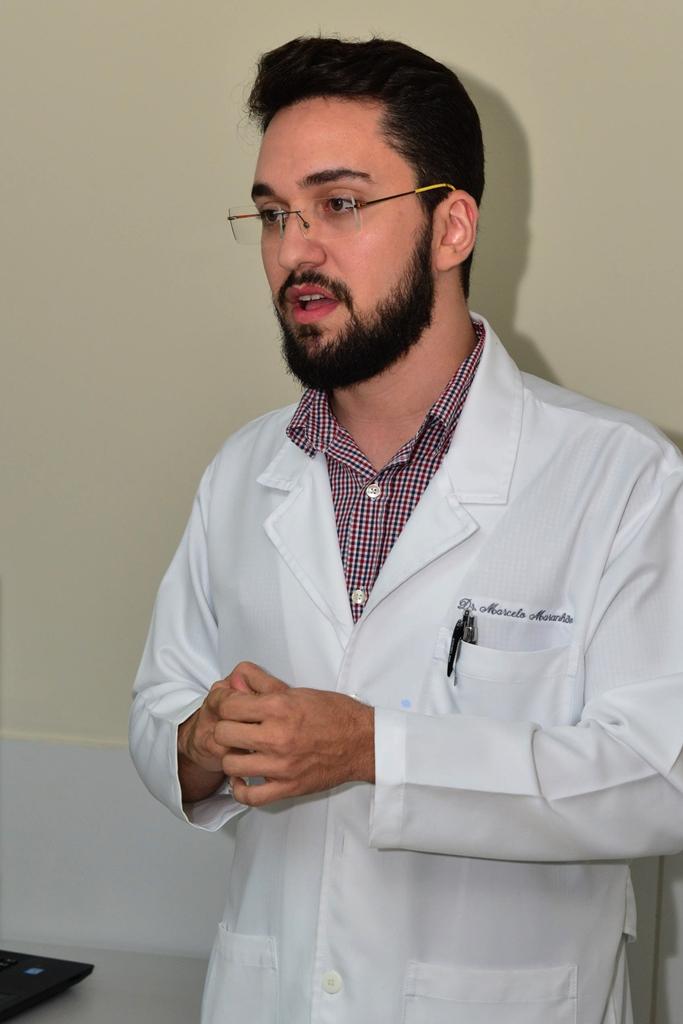 Médico Marcelo Maranhão_