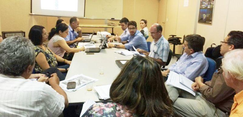 Reunião da CPTI