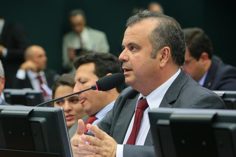 Rogério na comissão do Pré-sal