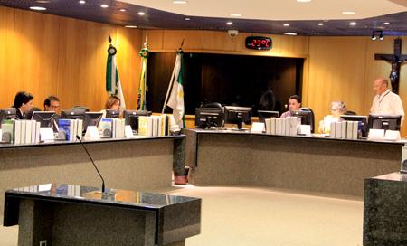 Sessão de divulgação Concurso de Juiz