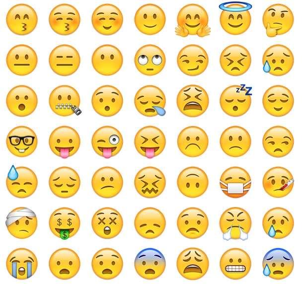 © Reprodução emojis