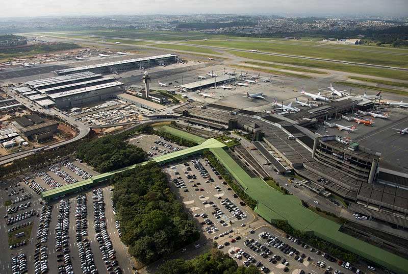 Aeroporto-Internacional-Guarulhos