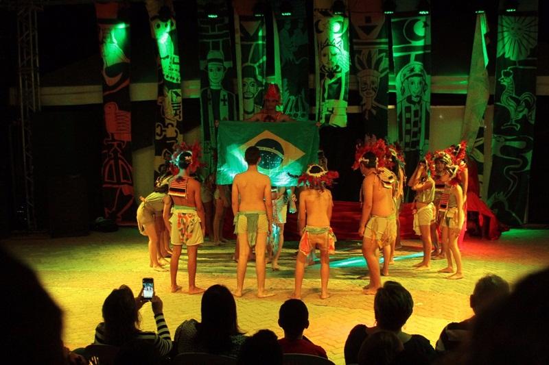 Espetáculo Tributo a Upanema conta a história da cidade através do teatro