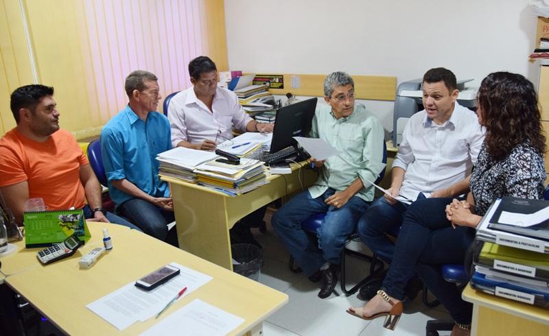 Reunião - Foto cedida pelo SINPOL