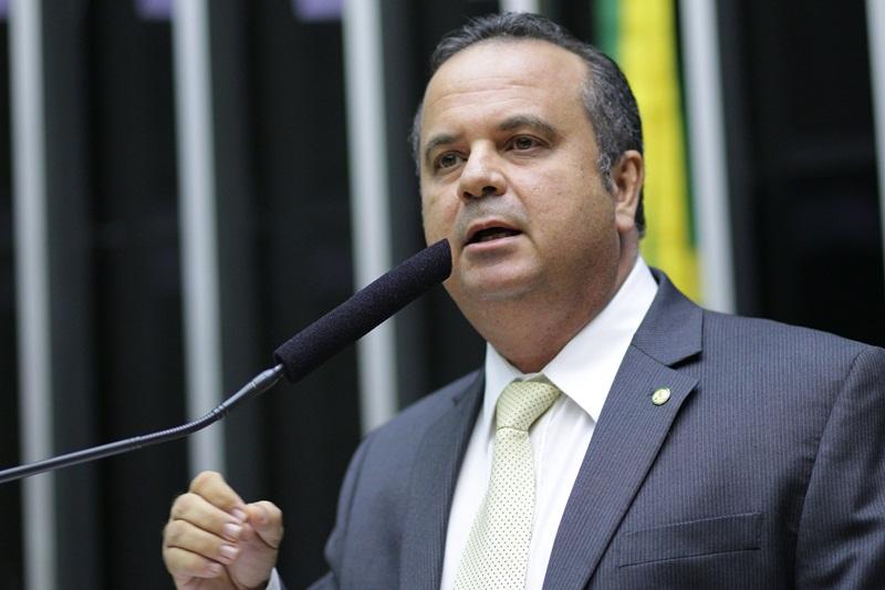 Rogério Marinho em discurso