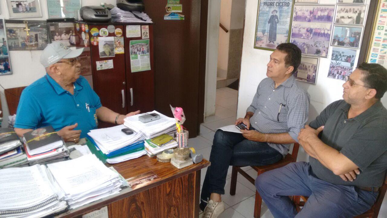 visita ao Sindicato dos trabalhadores Rurais (1)