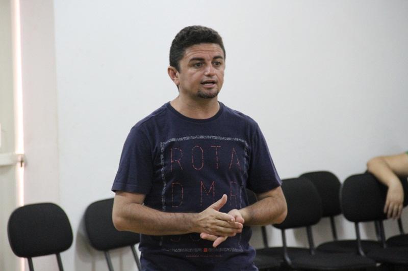 Berg Bezerra presidente da Funcult
