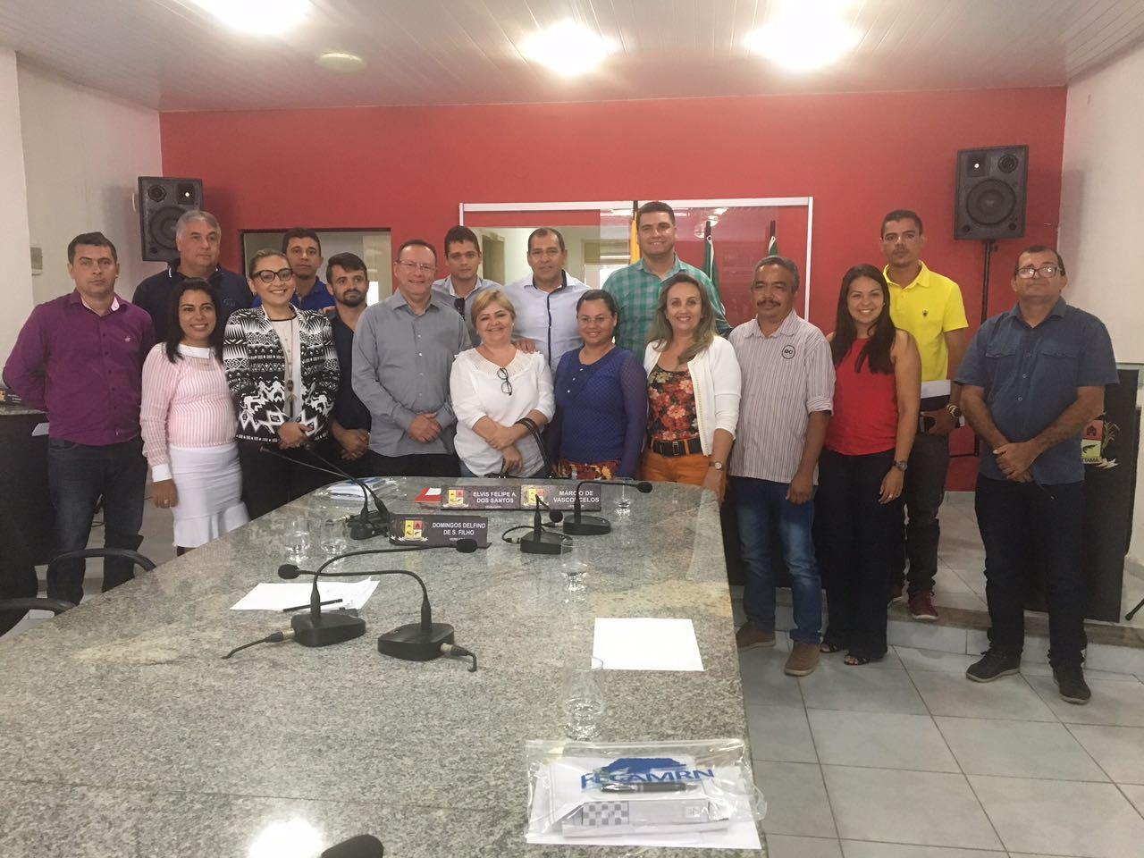 Raniere em Canguaretama (2)