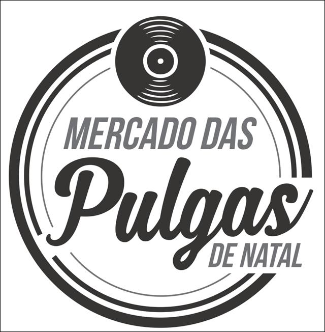 Logo Mercado das Pulgas de Natal