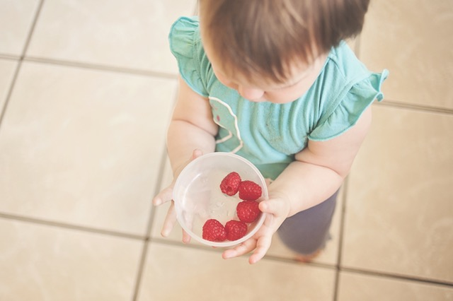 alimentação-primeira-infância