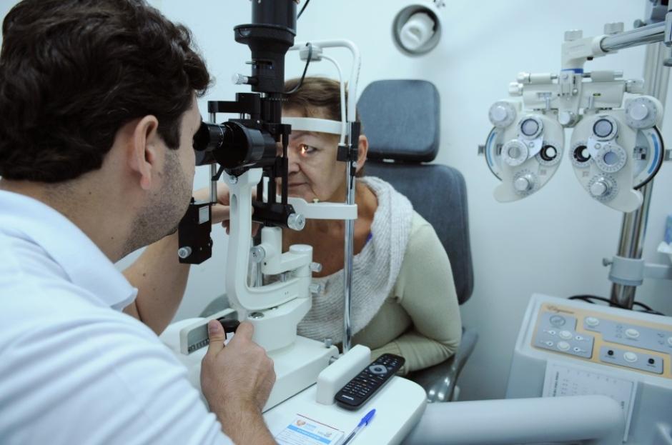Resultado de imagem para mutirão glaucoma