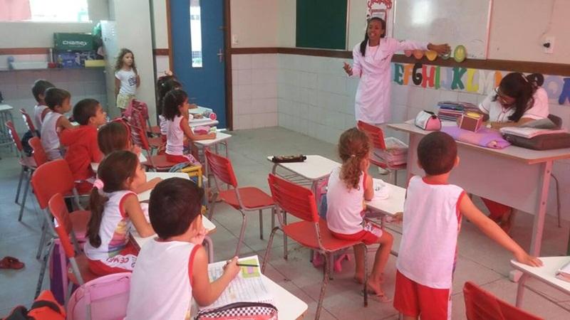Teste de aceitação da merenda escolar