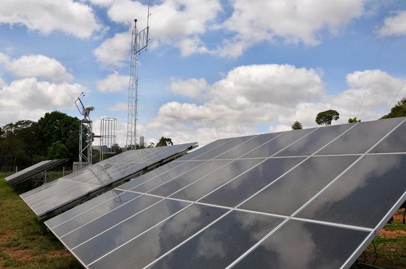 Tecpar obtém sucesso na interligação de produção de energia solar à rede do instituto. Foto: Divulgação
