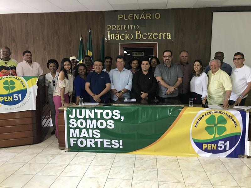 1º Encontro Regional do PEN no Seridó - Foto Divulgação (1)