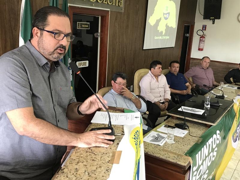 1º Encontro Regional do PEN no Seridó - Foto Divulgação (2)