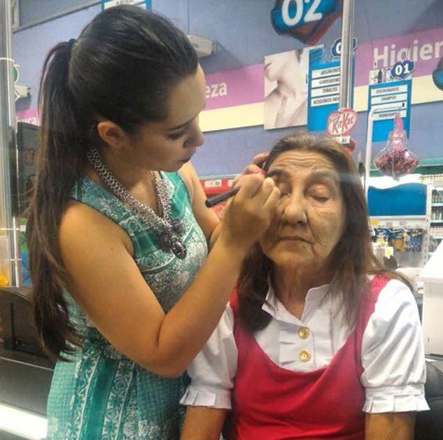 A maquiadora Jaíse Castro ministrará o curso em prol da venda de tíquetes do McDia Feliz (1)