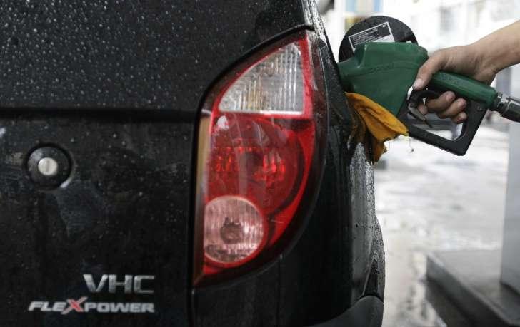 © Sergio Moraes/ReutersO preço do diesel também subiu nesta semana