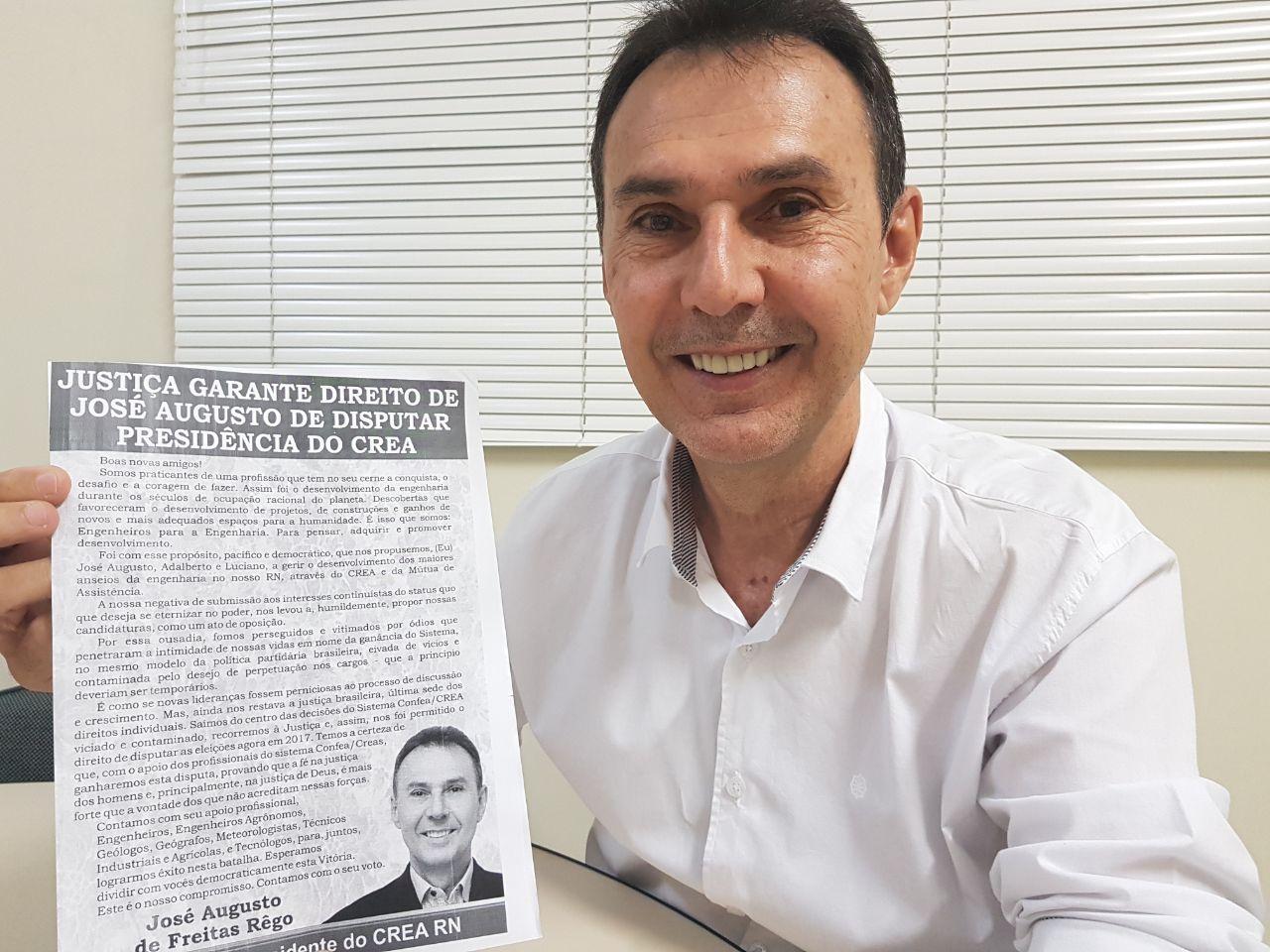 Engenheiro José Augusto Rêgo