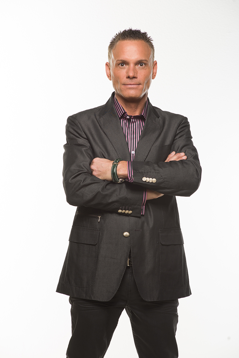 Kevin Harrington, head trainer de vendas