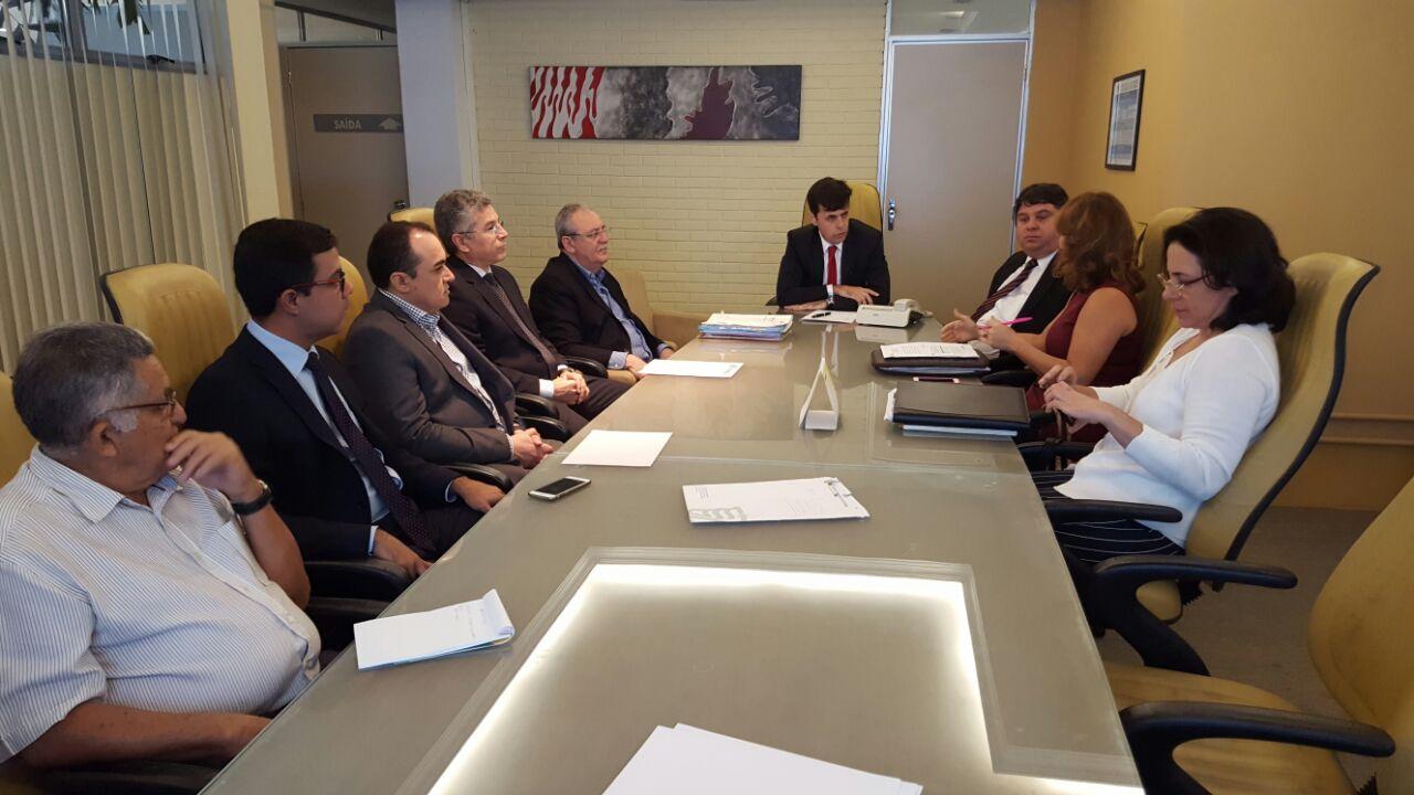 Reunião na Seplan (GOV)