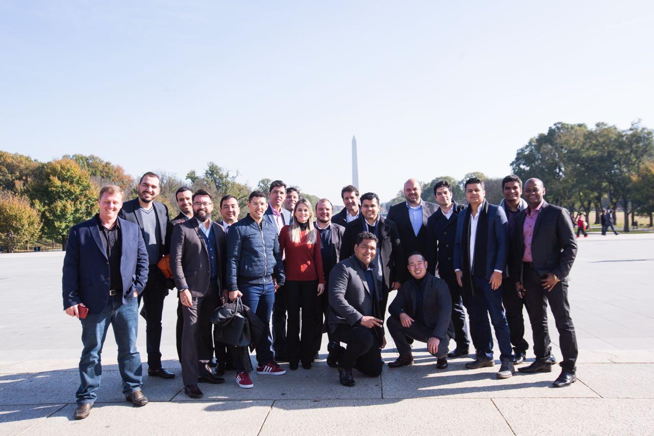 Grupo Influence, criado por Rafa Prado