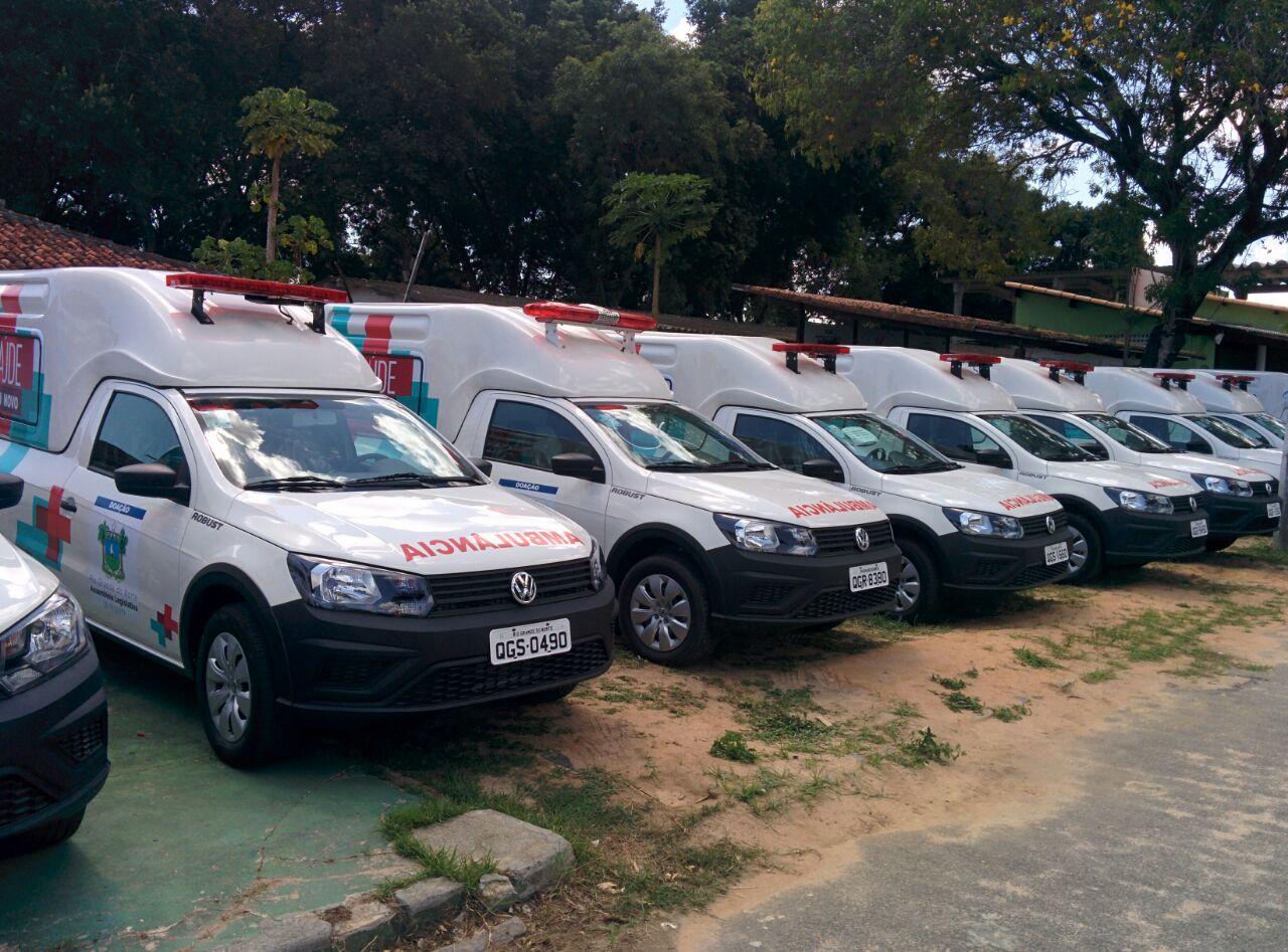 AL entrega ambulâncias a municípios potiguares (3)