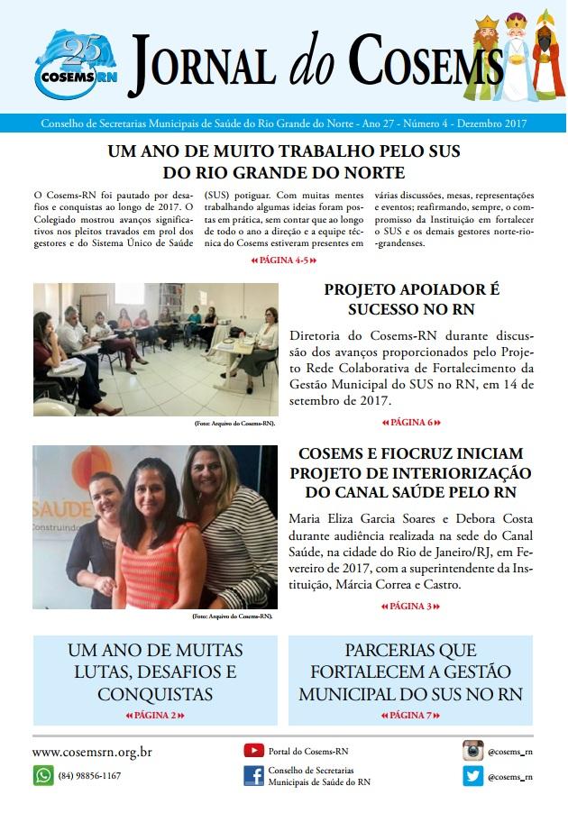 Capa Jornal 2017