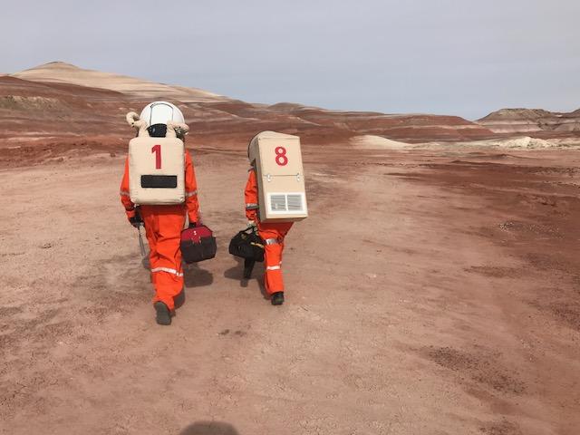 Missão que acontecerá no Habitat Marte neste fim de semana é apenas a primeira, e outras estão planejadas para o ano de 2018