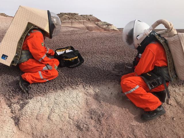 Idealização do Habitat surgiu da experiência no Mars Desert Research Station (MDRS), que funciona na cidade de Hanksville, no sul do estado de Utah, nos Estados Unidos