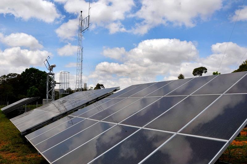 Tecpar obtém sucesso na interligação de produção de energia solar à rede do instituto. Foto: Divulgação Tecpar
