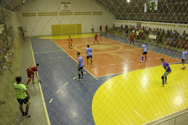 Campeonato de Futsal de Blocos